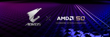 GIGABYTE Unveils X470 AORUS GAMING 7 WIFI-50 Motherboard To Celebrate AMD's 50th Anniversary